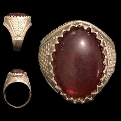 Stunning Top Quality Post Medieval Ring (9)