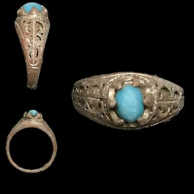 Stunning Top Quality Post Medieval Ring (11)