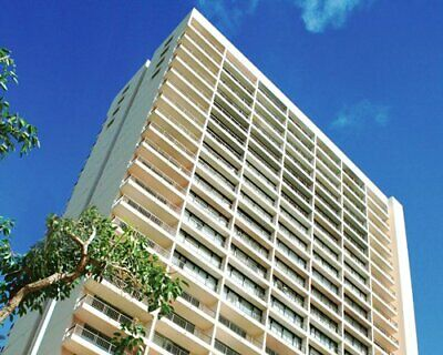 Wyndham Royal Garden At Waikiki, 105,000 Points, Annual, Timeshare, Deeded