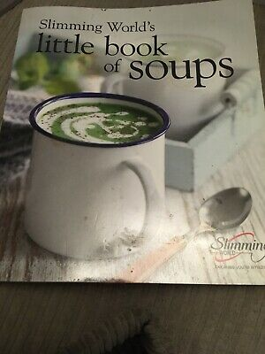 Slimmingworld Is A Little Book Of Soups