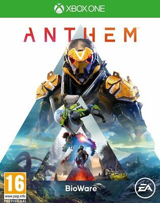 Anthem Xbox One BRAND NEW AND SEALED FREE POSTAGE SALE UK