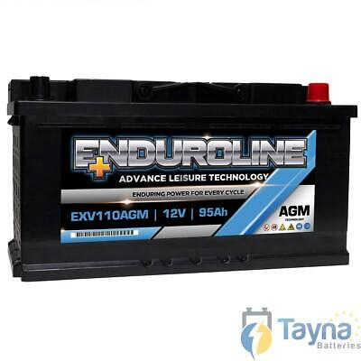 EXV110AGM Enduroline AGM Leisure Batterij 95Ah
