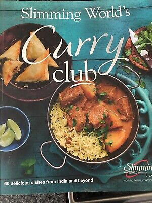 Slimming World's Curry Club Recipe Book