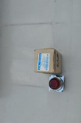 Eaton Cutler-Hammer 10250T181N Red Pilot Light / Indicator 120V  New
