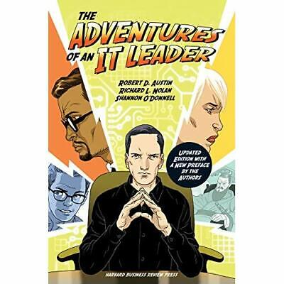 Adventures of an IT Leader, Updated Edition with a New  - Hardcover NEW Austin/O