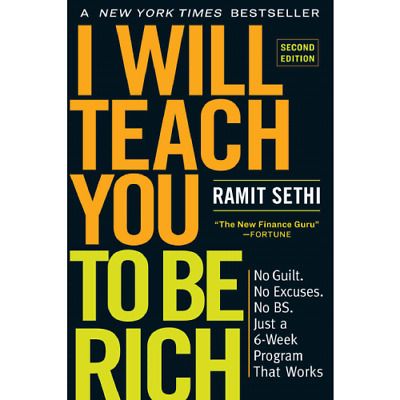 I Will Teach You to Be Rich, Second Edition by Ramit Sethi 📩 E-β00k 📩