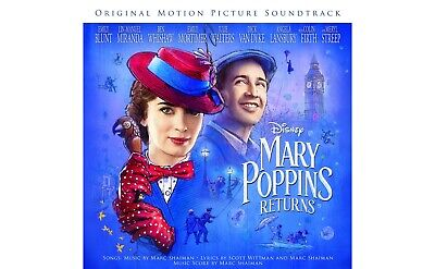 Various - Mary Poppins Returns OST (CD 2018)