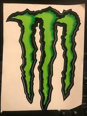 Monster Energy Can Tabs