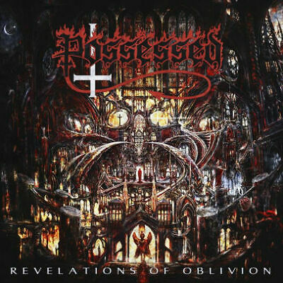 Revelations Of Oblivion - Cd Possessed - Heavy Metal Music New CD164416