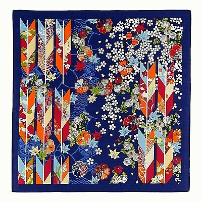 Brand new / Japanese wrapping cloth / FUROSHIKI / Japanese pattern / F71-1
