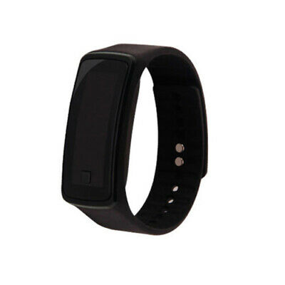 Fashion Men/Women Sport LED Waterproof Rubber Bracelet Digital Wrist Watch HOT!