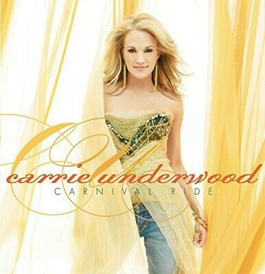 Carnival Ride - Cd Underwood, Carrie - Country Music New CD117413