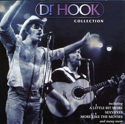 Dr. Hook Collection, The - Cd Dr. Hook - Rock & Pop Music New CD011974