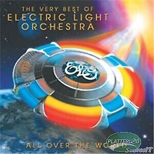 Very Best Of: All Over The World - Cd Electric Light Orchestra - Rock & Pop Musi