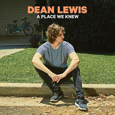 Place We KCd Lewis, Dean - Rock & Pop Music New CD162271