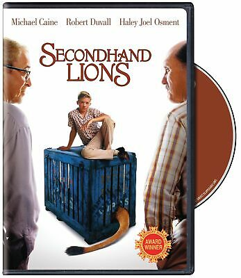 Secondhand Lions Dvd - Secondhand Lions - Movie Dvd DV020527