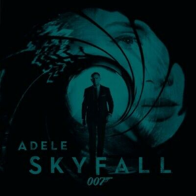 Skyfall - Cd New Single - Adele - Rock & Pop Music New Single DS005017