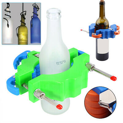 Adjustable Glass Wine Beer Bottle Cutter Recycle Cutting Machine Craft DIY Tools