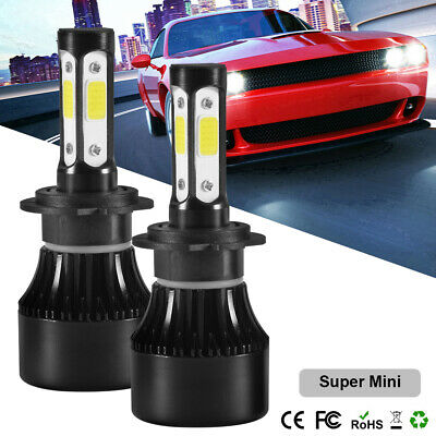 8000lm 4 Csp Lampe Ampoule Led Kit Side Voiture Phare 240w H7 Feux kiTOPZwXu