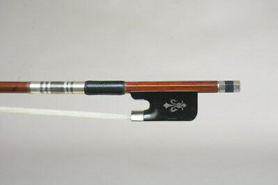 Master Bow Performance!P,A TOP Braziwood Viola bow ,Excellent resilience 66.3G