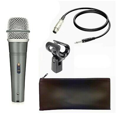 BT Pro 57 Dynamic Supercardioid Dynamic Vocal / Instrument Microphone