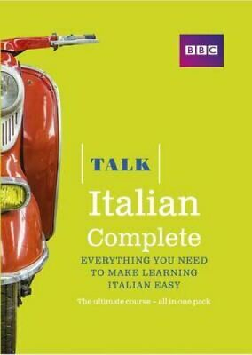 Talk Italian Complete (Book/CD Pack) Everything you need to mak... 9781406679236