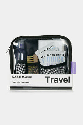 Jason Markk Premium Sneaker Shoe Cleaner - Travel Cleaning Kit