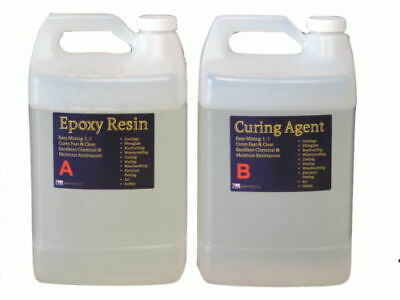 @ EPOXY RESIN 2 Gal kit CRYSTAL CLEAR, Super Gloss Coating and Table Tops