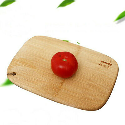 Fruit Vegetable Bamboo Chopping Cutting Slicing Boards Block Display Stand Z