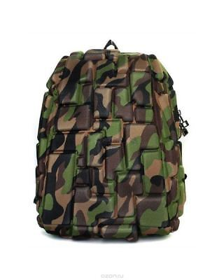 Madpax 3D Blok Backpack Undercover Design Half Pack Size Camouflage Colours