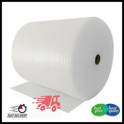 1 ROLL SMALL BUBBLE WRAP ROLL 750mm WIDE x 100 METRES LONG PACKAGING CUSHIONING