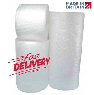 UK BUBBLE WRAP SMALL & LARGE BUBBLE - EUROPES CHEAPEST Realpack