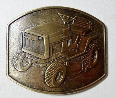 Vintage SIMPLICITY Tractor/Riding Mower BELT BUCKLE
