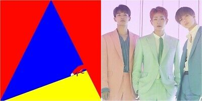 SHINEE; Story of Light 6th Album EP.1* Full Package Poster (CD, SM) K-POP