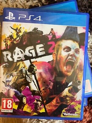Rage 2 Ps4 Game New Not Sealed