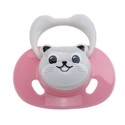 Baby Pacifier Soother Silicone Dummy Baby Pacifier Teether Cute Animals Shape LD