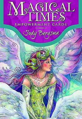 Magical Times Empowerment Cards by Jody Bergsma,