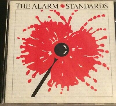 The Alarm / Standards ( CD 1990) Excellent Condition / Freepost.