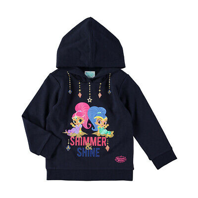 Nickelodeon Shimmer And Shine Girls Hoodie top various sizes free postage New