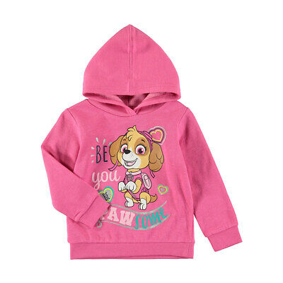 Nickelodeon Paw Patrol Girls Hoodie top size 3 free postage Brand New!