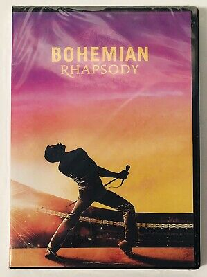 Bohemian Rhapsody (DVD) BRAND NEW FACTORY SEALED