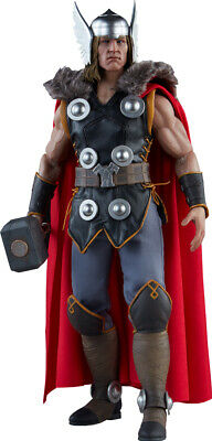 THOR - Thor 1/6th Scale Action Figure (Sideshow Collectibles) #NEW