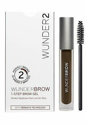 Wunder2 WunderBrow 1-Step Brow Gel (Free tracking post ) Various Shades