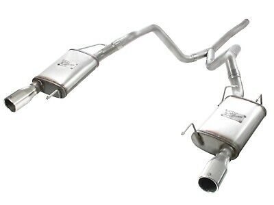 "aFe MACH Force-Xp 2.5"" CatBack Exhaust for 2005-2009 Ford Mustang 4.0L V6"