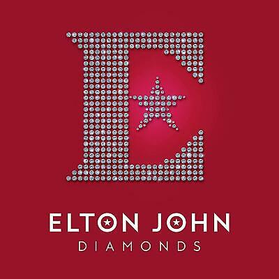 ELTON JOHN - Diamonds The Ultimate Greatest Hits Collection 3CD *NEW* 2019