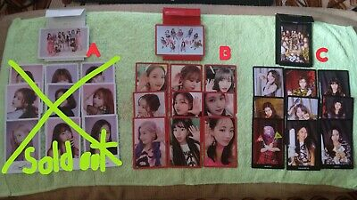TWICE - 6TH MINI ALBUM YES or YES PRE-ORDER BENEFIT PHOTO CARD SET+FREE GIFTS