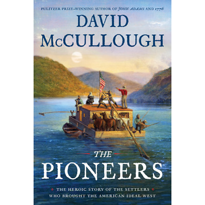 The Pioneers by David McCullough 🎁(E-β00k)🎁