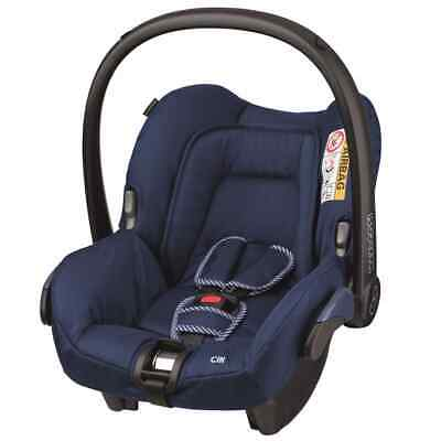 Maxi-Cosi Baby Car Seat Blue Toddler Safety Vehicle Protective Guard Chair