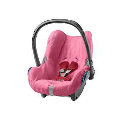 Maxi-Cosi Summer Car Seat Cover Pink Safety Toddler Vehicle Chair Canopy Shade