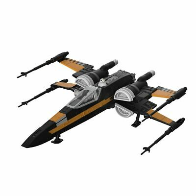 Revell Reve06763 Build & Play Poe's Boosted X-Wing Fighter 1/78
